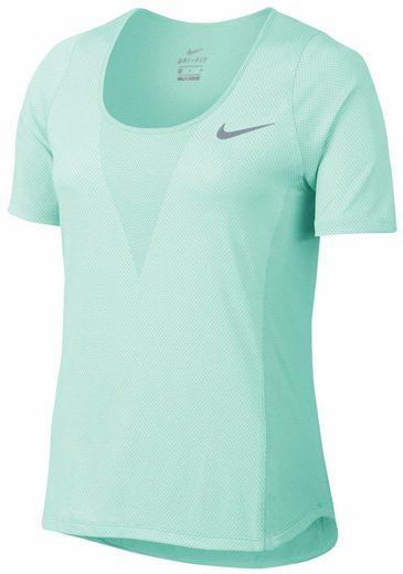 Nike Laufshirt WOMEN NIKE ZNL CLASSIC RELAY TOP SHORTSLEEVE
