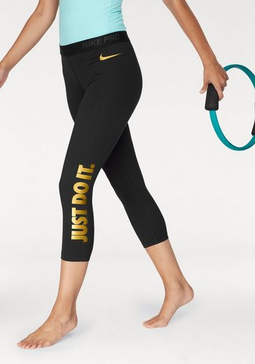Nike Funktionstights WOMEN NIKE CAPRI JUST DO IT
