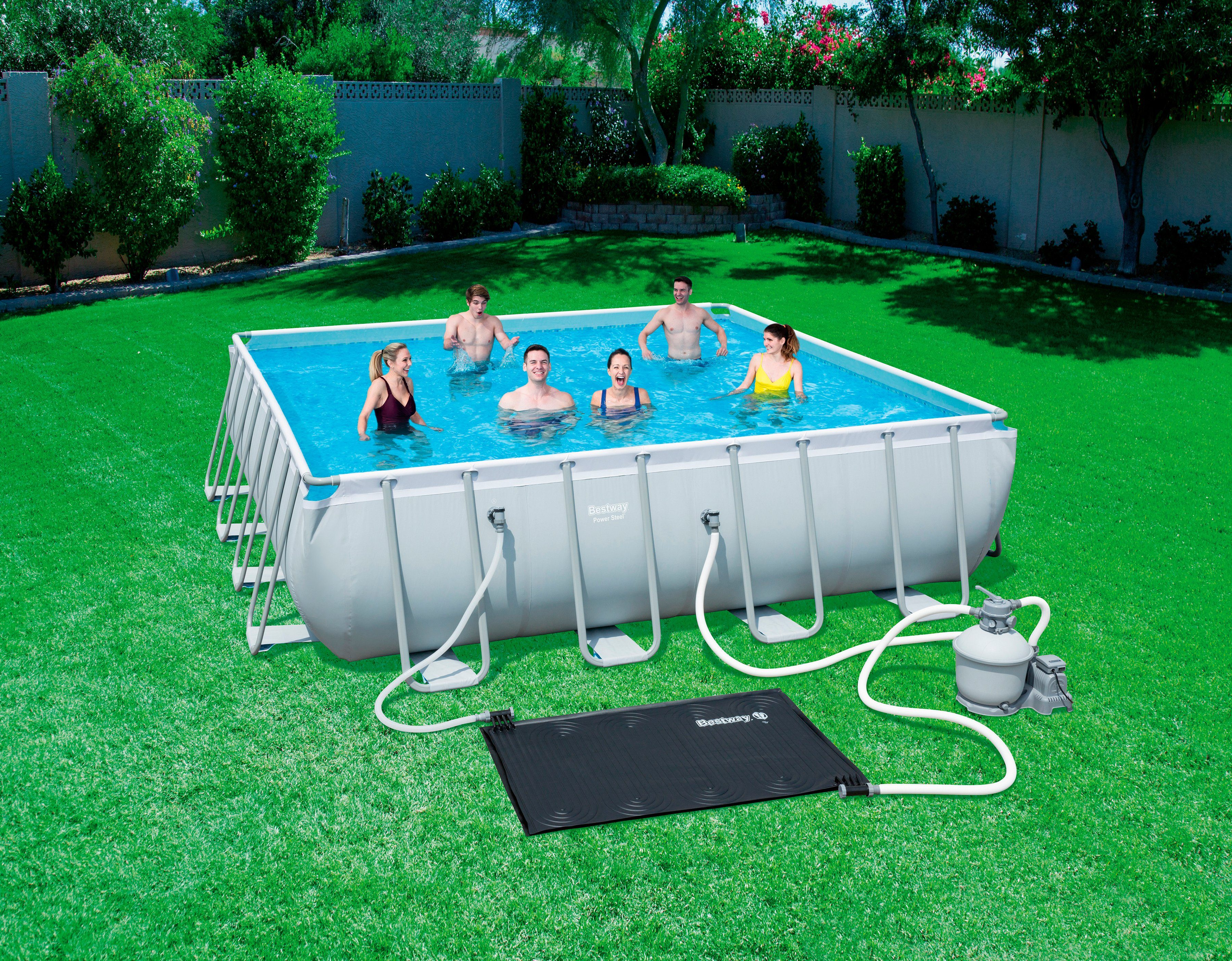 BESTWAY Pool-Solar-Heizmatte »Flowclear™«, BxT 171x110 cm