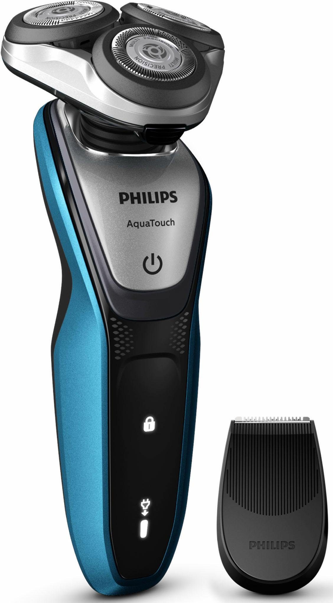 Philips Rasierer, Shaver Series 5000 S5420/06, inklusive Präzisionstrimmer, Akku