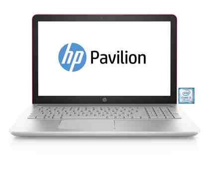"HP Pavilion 15-cc005ng Notebook »Intel Core i3, 39,6cm (15,6""), 128 GB + 1 TB, 8 GB«"