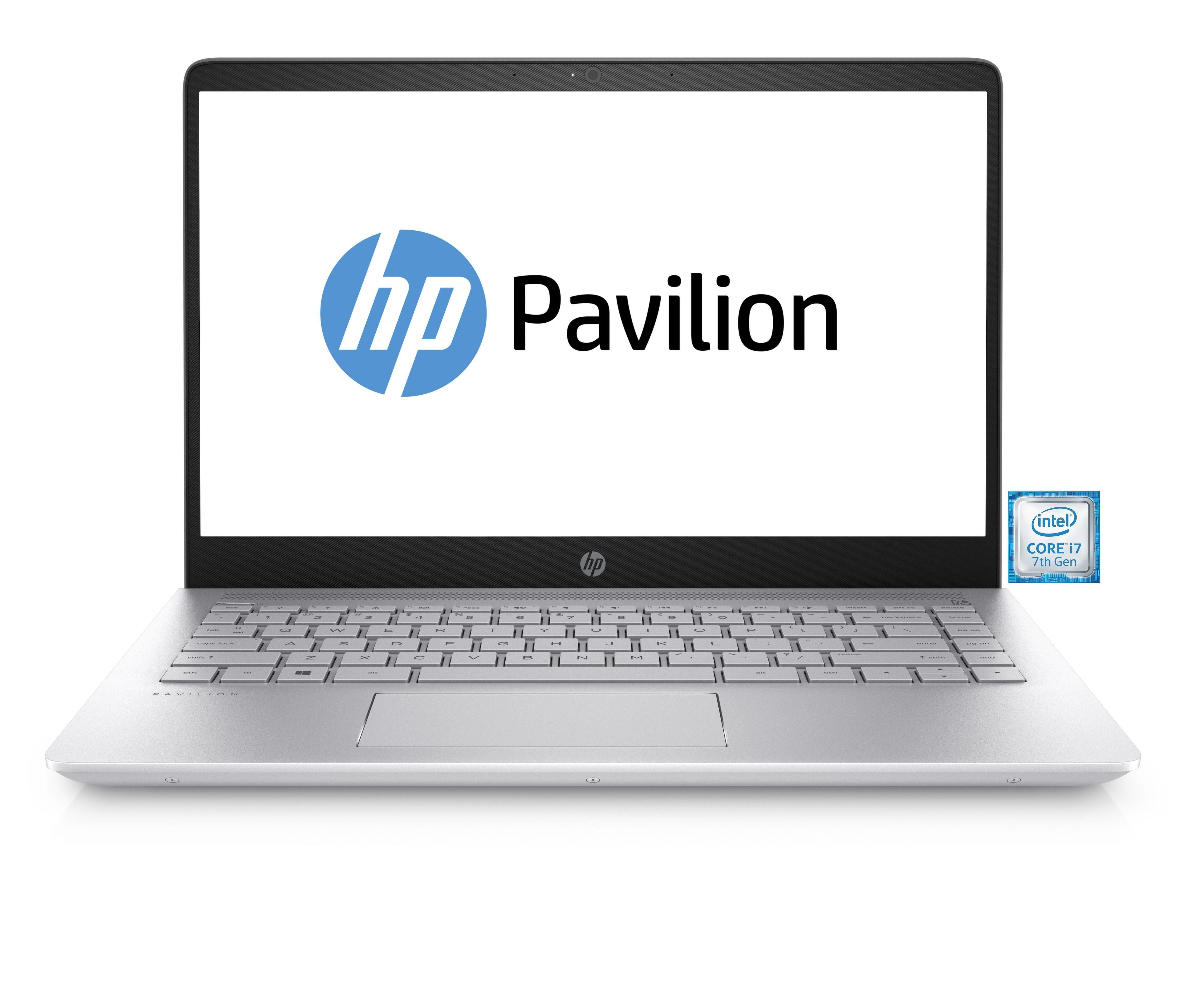 "HP Pavilion 14-bf Notebook »Intel Core i7, 35,6cm (14""), 256 GB + 1 TB, 8 GB«"