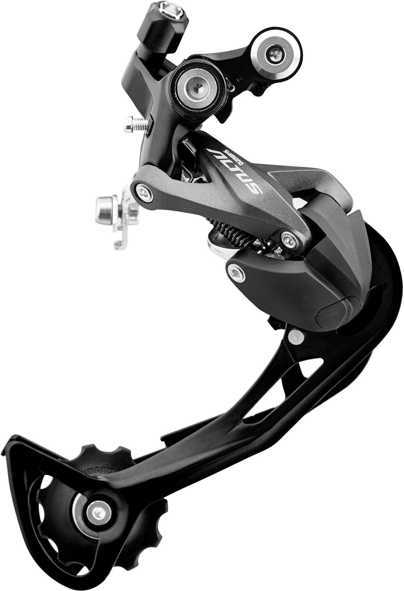 Shimano Schaltung »Shimano Altus RD-M2000 Shadow Schaltwerk 9s«