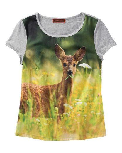 Reitmayer T-Shirt mit Fotoprint
