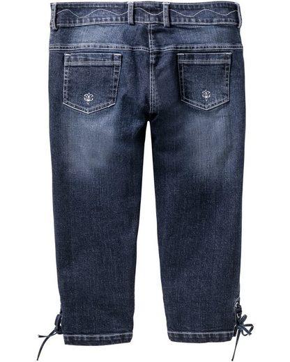 Kruger Madl Knee Bund Jeans