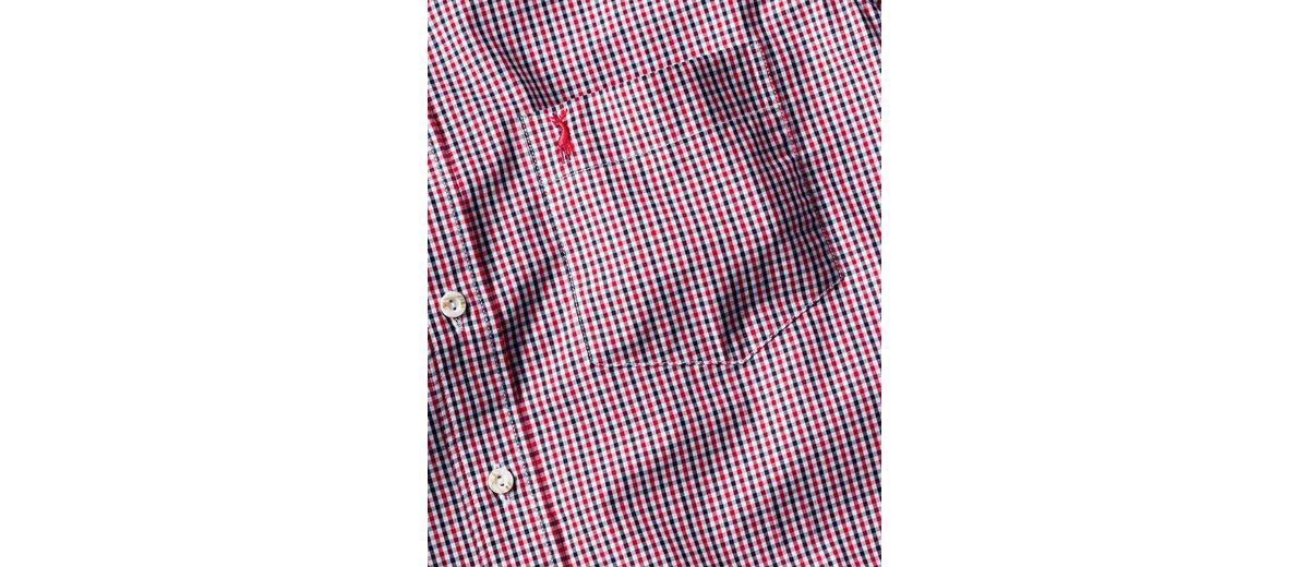 Almsach Karohemd Slim Rabatt Mode-Stil XPmAMV1