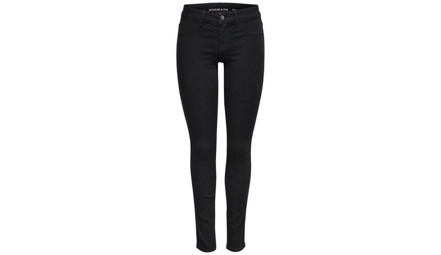 Jacqueline de Yong Fano Low Skinny Fit Jeans