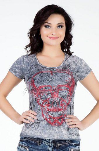 Cipo & Baxx Damen T-Shirt