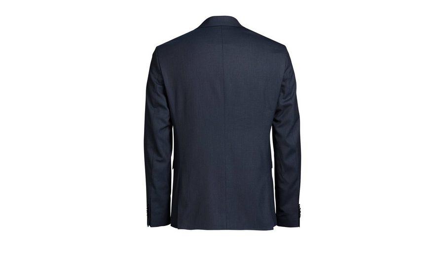 Große Auswahl An Zum Verkauf Freie Verschiffen-Angebote Jack & Jones Marineblauer Blazer in regulärer Passform NwBedT