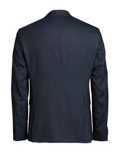 Jack & Jones Marineblauer Blazer in regulärer Passform