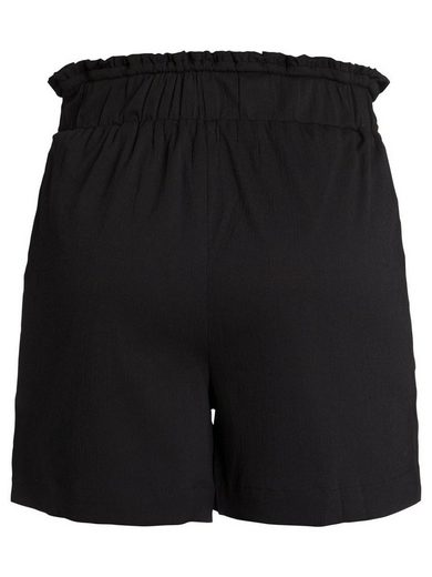 Pieces Einfarbige Shorts
