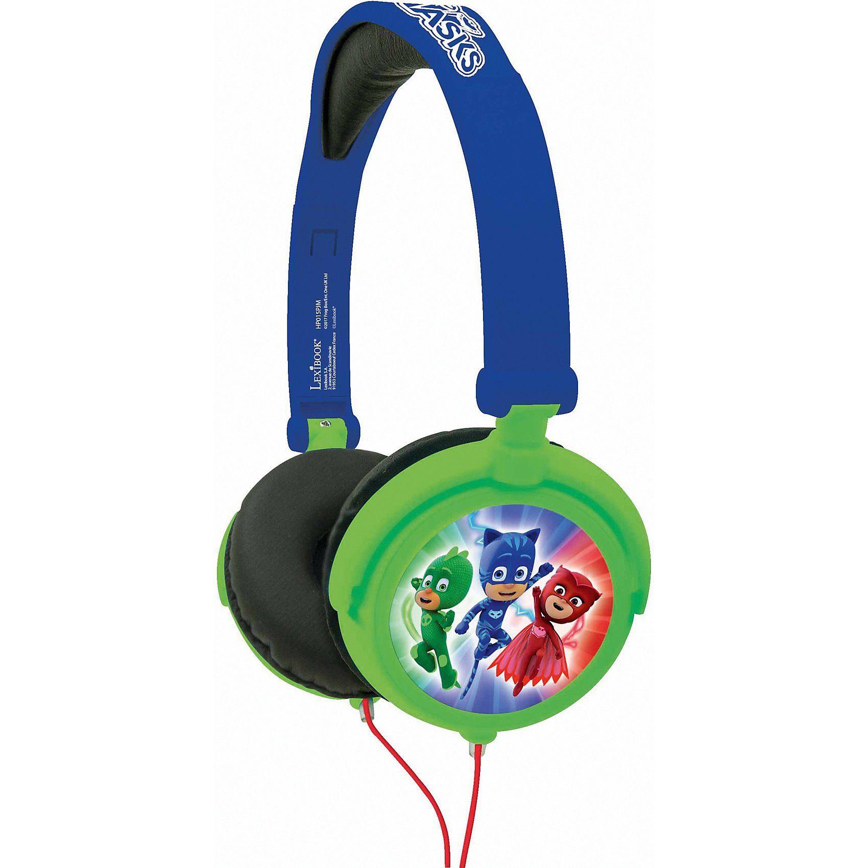 LEXIBOOK PJ Masks Kopfhörer