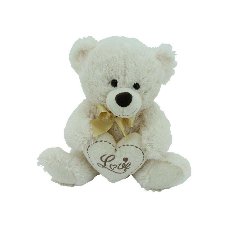 Sweety-Toys Sweety Toys 0395 Teddy Kuschelbär Plüschbär Herzbär LOVE, su online kaufen