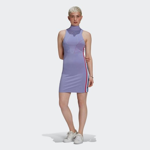 adidas Originals Shirtkleid »Adicolor Tricolor Tank Kleid«