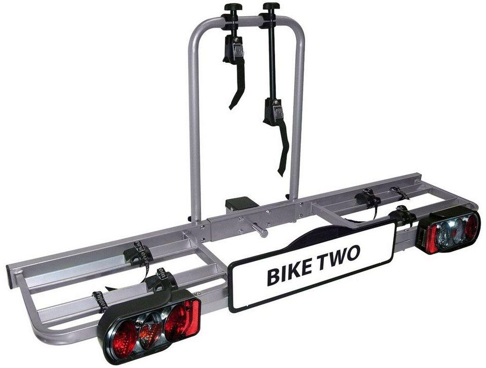 eufab fahrradtr ger bike two online kaufen otto. Black Bedroom Furniture Sets. Home Design Ideas