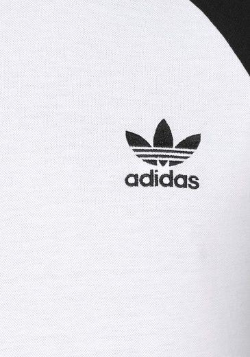 adidas Originals Longsleeve 3-STRIPES LS T, Piquéware