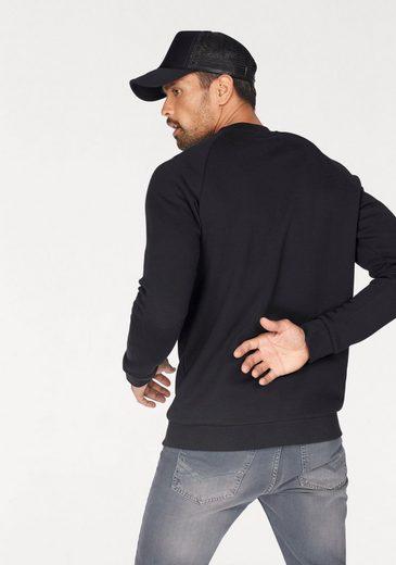 adidas Originals Sweatshirt TREFOIL CREW, Raglanärmel