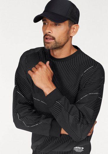 adidas Originals Sweatshirt NMD CREW AOP, Aus der NMD Serie
