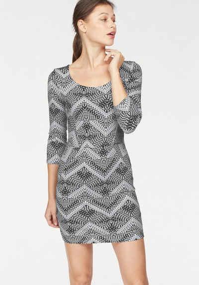 Трикотажное платье AJC