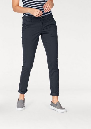 Superdry Chinohose INTERNATIONAL SWEET CHINO, mit Stretch-Anteil