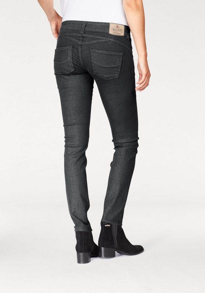 herrlicher slim fit jeans gila slim mit glitzer beschichtung online kaufen otto. Black Bedroom Furniture Sets. Home Design Ideas