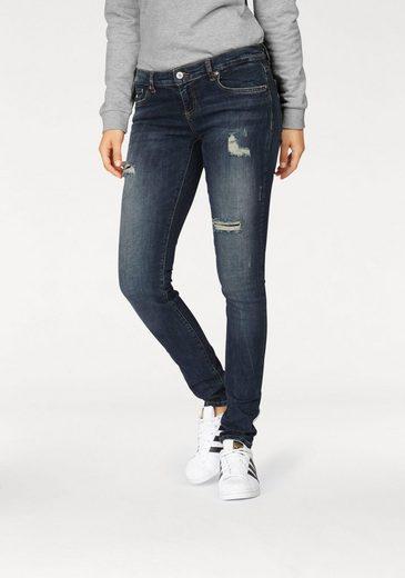 LTB Skinny-fit-Jeans CLARA, mit Stretch-Anteil