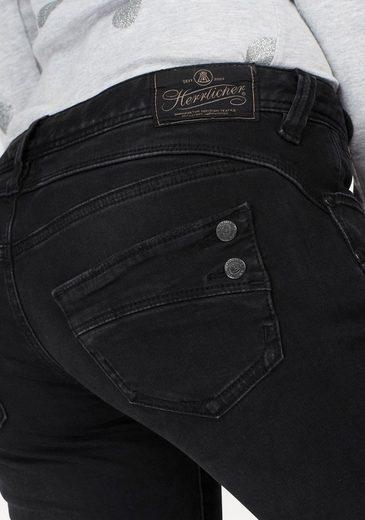 Waist jeans Black Slim« Denim Low »piper Herrlicher Slim fit EvqYYa