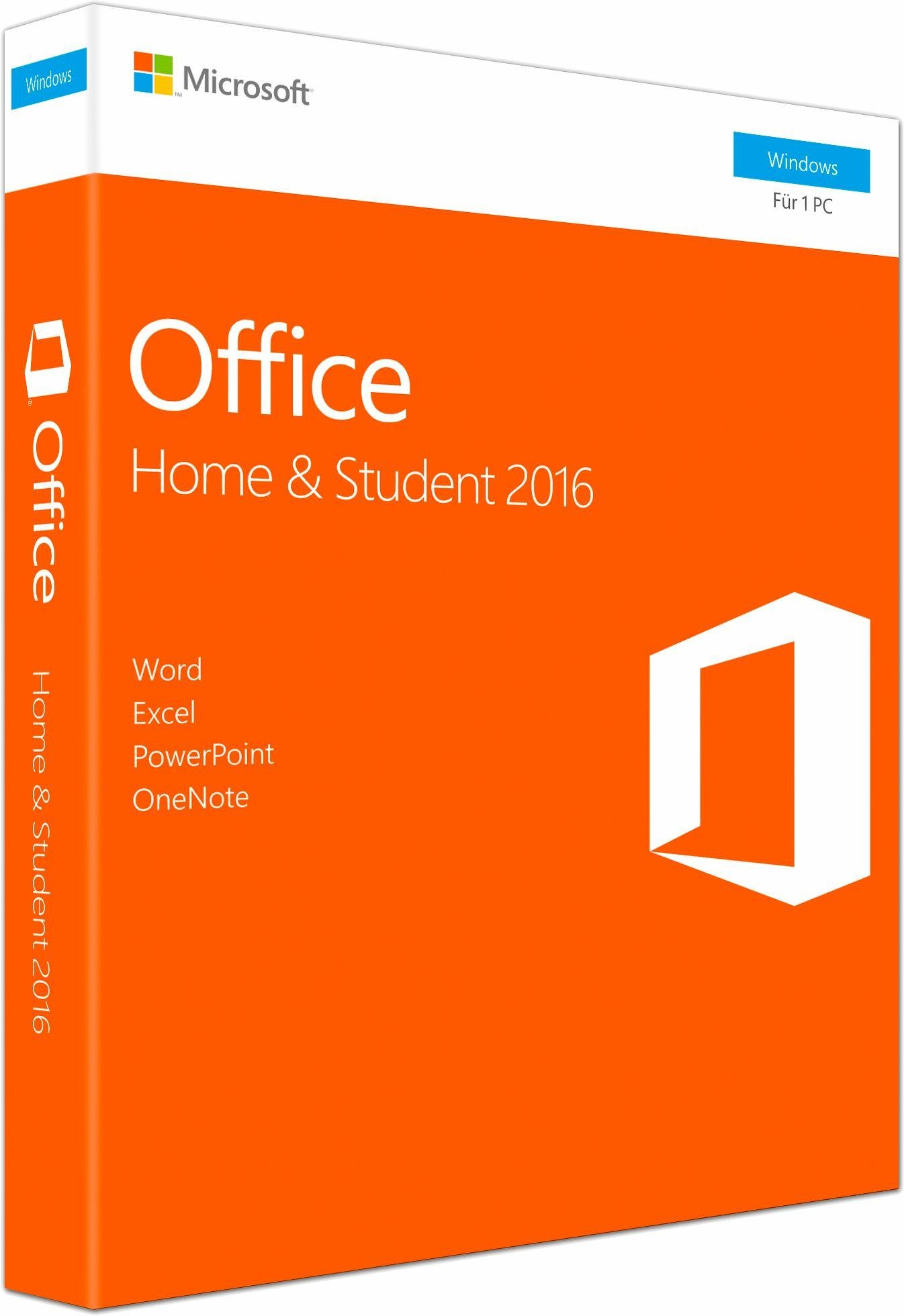 Microsoft® Office Home and Student 2016 Windows