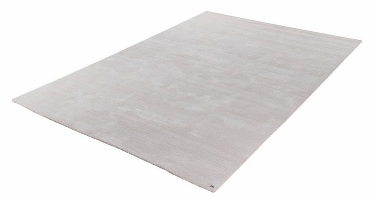 Teppich »Powder uni«, TOM TAILOR, rechteckig, Höhe 12 mm, Besonders weich durch Microfaser