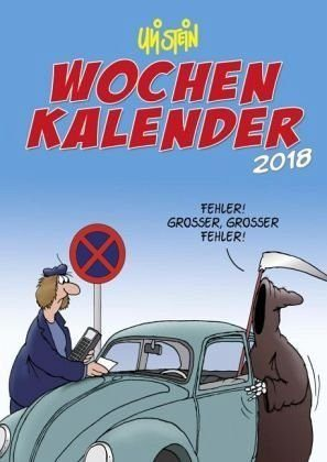 Kalender »Wochenkalender 2018«