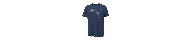 PUMA T-Shirt ACTIVE HERO TEE Professionel Freies Verschiffen Wirklich Freies Verschiffen Exklusiv mujzV2EZZJ