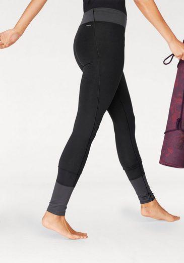 adidas Performance Funktionstights WORKOUT SUPER LONG TIGHT, mit Bundtasche