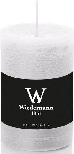 Wiedemann Stumpenkerze (Set, 8 tlg), mit Banderole