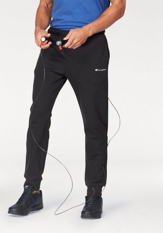 champion jogginghose rib cuff pants kaufen otto. Black Bedroom Furniture Sets. Home Design Ideas