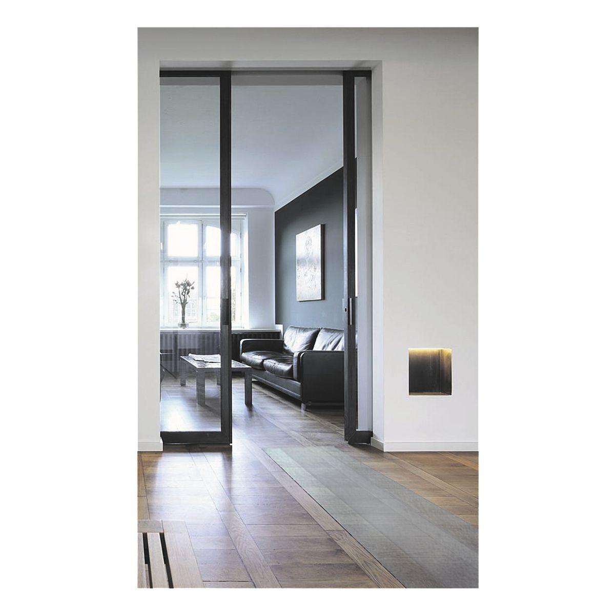 Floortex Bodenschutzmatte 90x550 cm rechteckig für Hartboden »Long&Strong«