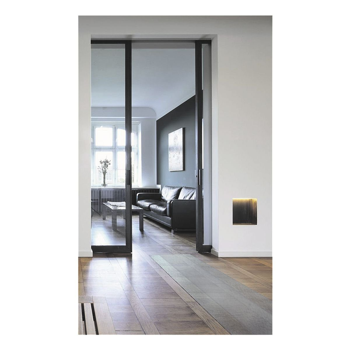 FLOORTEX Bodenschutzmatte 70x180 cm, rechteckig, für Hartboden »Long&Strong«