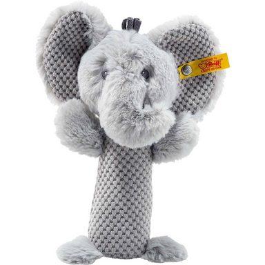 Steiff Ellie Elefant Rassel, grau
