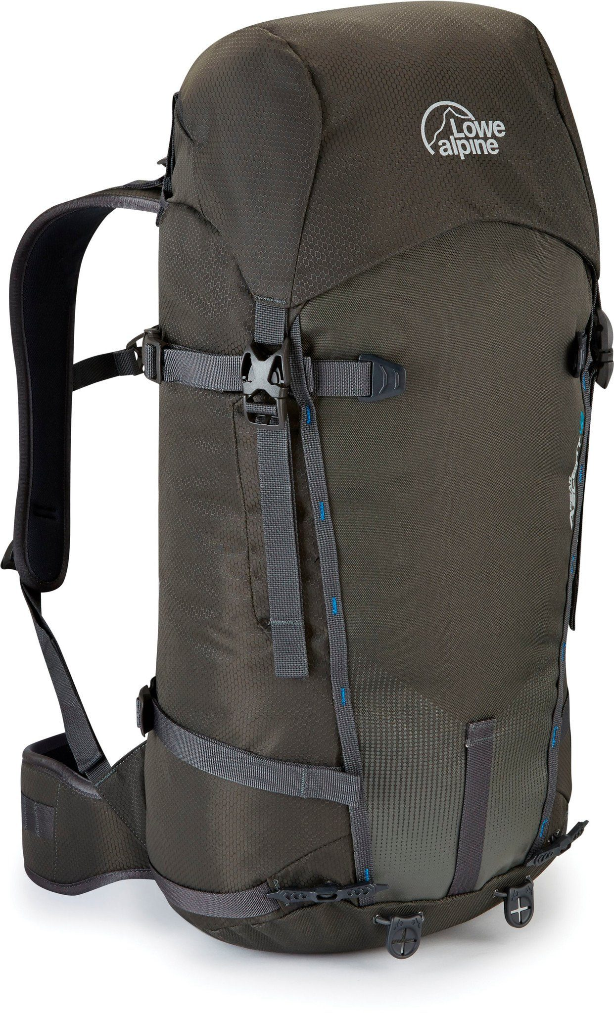 Lowe Alpine Wanderrucksack »Peak Ascent 42 Backpack Men«