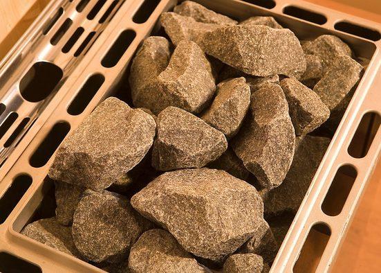 weka Saunasteine »Diabassteine«, 12 kg