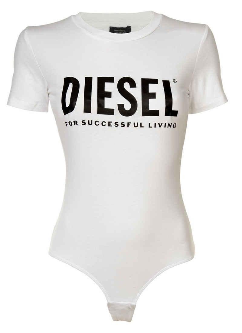 Diesel Body »Damen Body - Kurzarm, Rundhals, Cotton Jersey,«
