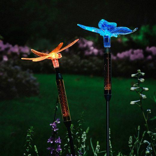 Betterlighting Solarleuchte »Fly«, 2er Set