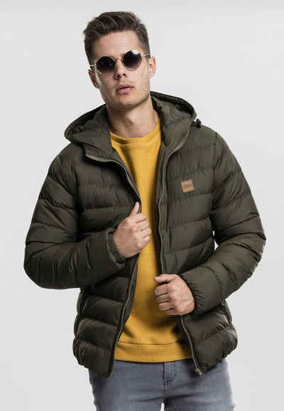 URBAN CLASSICS Allwetterjacke »Basic Bubble Jacket«