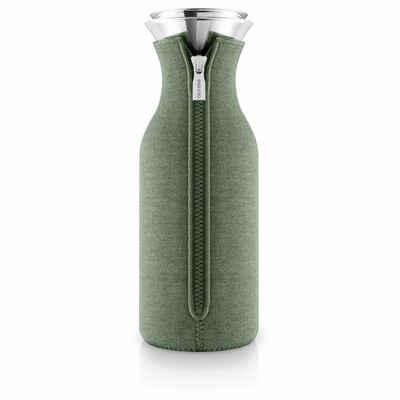 Eva Solo Karaffe »Kühlschrank-Karaffe Cactus Green woven 1 L«