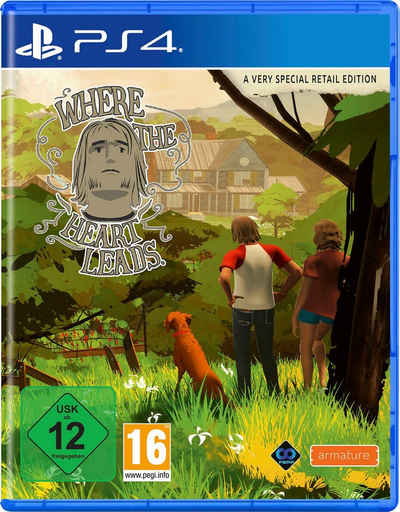 Where the Heart Leads PlayStation 4