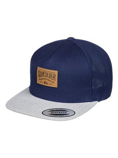 Quiksilver Snapback Cap »Billside«