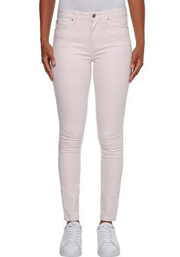 TOMMY HILFIGER Skinny-fit-Jeans »TH FLEX COMO SKINNY RW A CLR« in modischen Farben