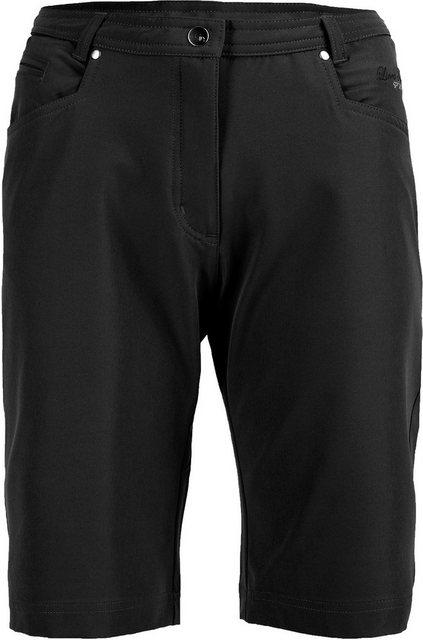 Hosen - DEPROC Active Bermudas »KENORA URBAN Short kurze Hose« In melierter Optik › schwarz  - Onlineshop OTTO
