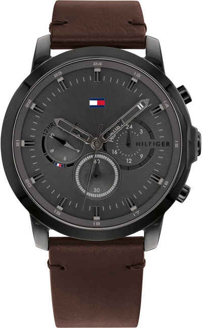 Tommy Hilfiger Multifunktionsuhr »Casual, 1791799«