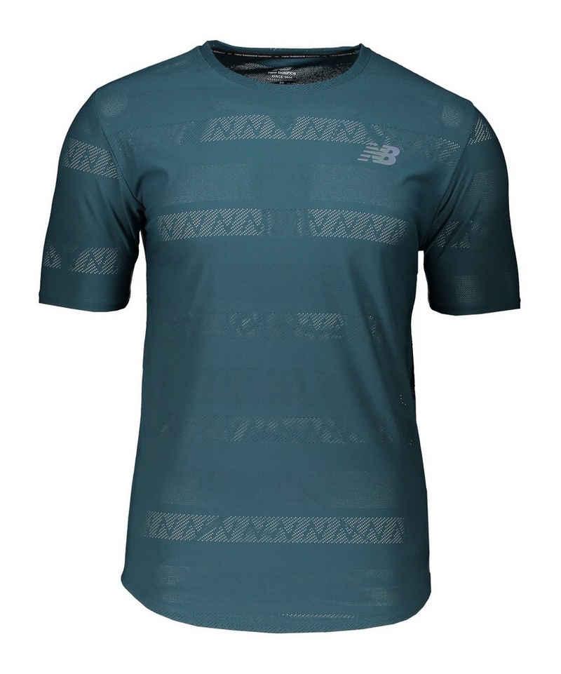 New Balance T-Shirt »Q Speed Jacquard T-Shirt Running« default