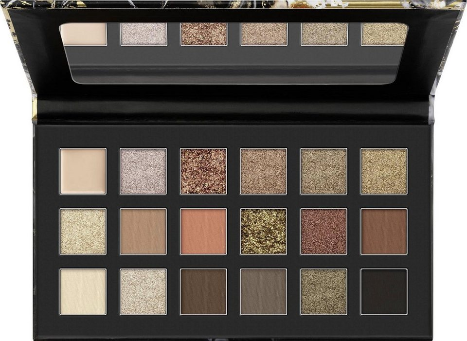 Catrice Pressed Pigment Palette - Nude Peony Review